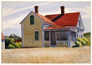 Marshall's house 1932