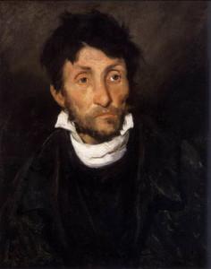 theodore-gericault-portrait-of-a-kleptomaniac-1822-236x300 peinture